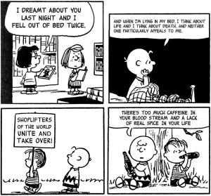 Peanuts, Charles Schulz
